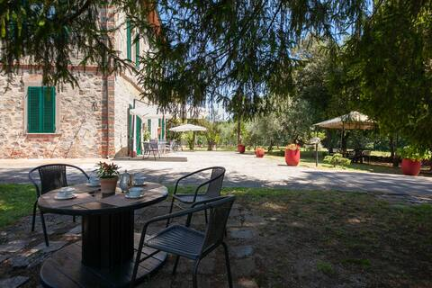 Maison en pleine nature à Orentano