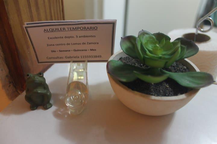 """Alquiler temporario """"India"""" en Lomas de Zamora - Lomas de Zamora"""