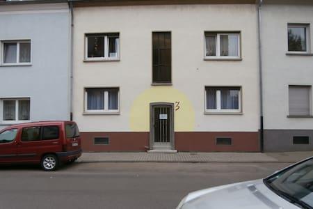 Beim Kloster - Saarbrücken