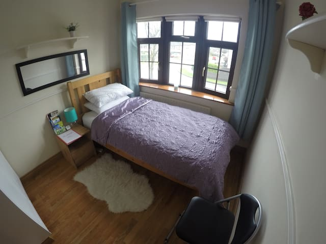 Single Room, quiet location, Dublin - Dublin - Dům