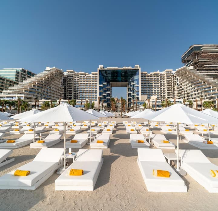 5 Star Most Luxurious Resort on the beach