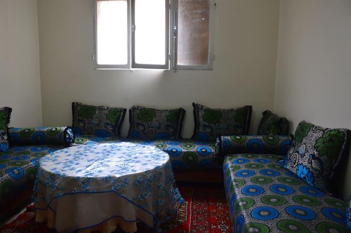 chambre  au milieu  du capital du maroc rabat - Salé - House