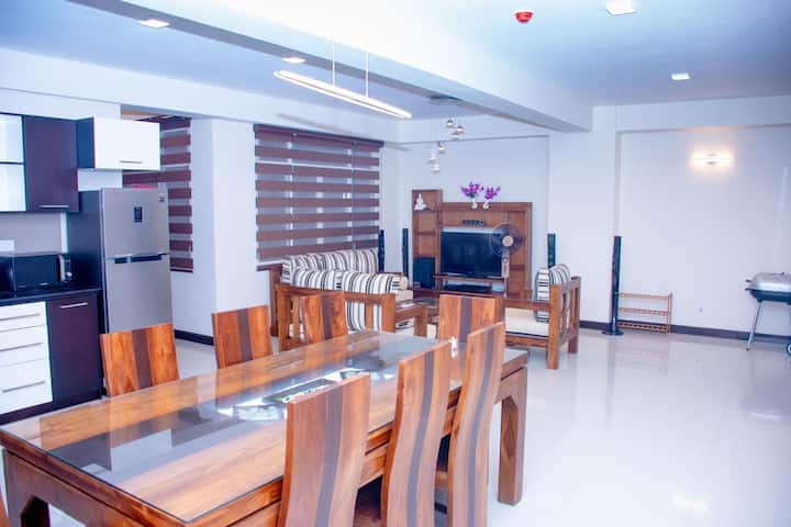 Fully furnished  And completed Luxury  Apartment