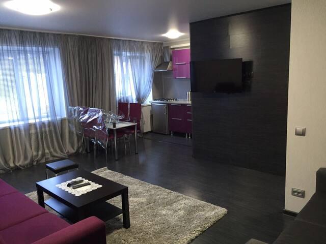 Аппартаменты в Домбае