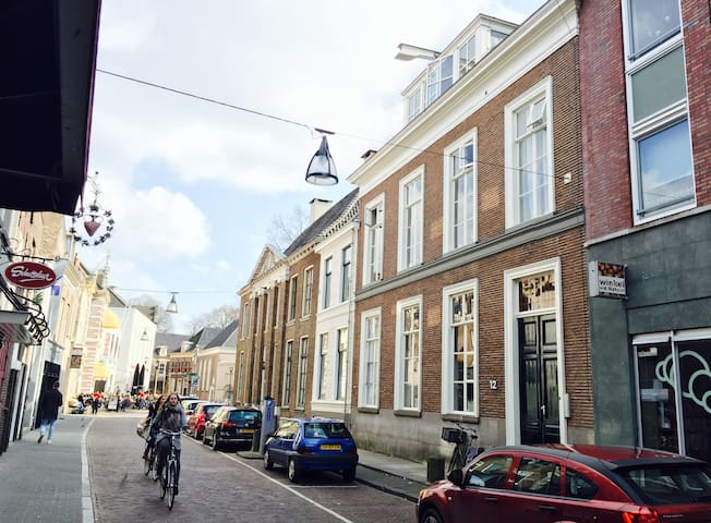 Villa van Voorst tot Voorst - Zwolle - Apartament