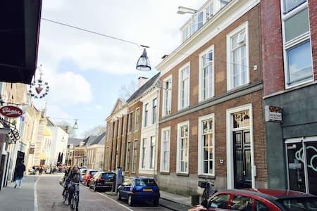 Villa van Voorst tot Voorst - 兹沃勒(Zwolle)