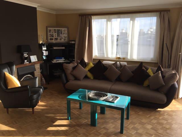 Penthouse avec une vue panoramique - Bruxelles - Condominio