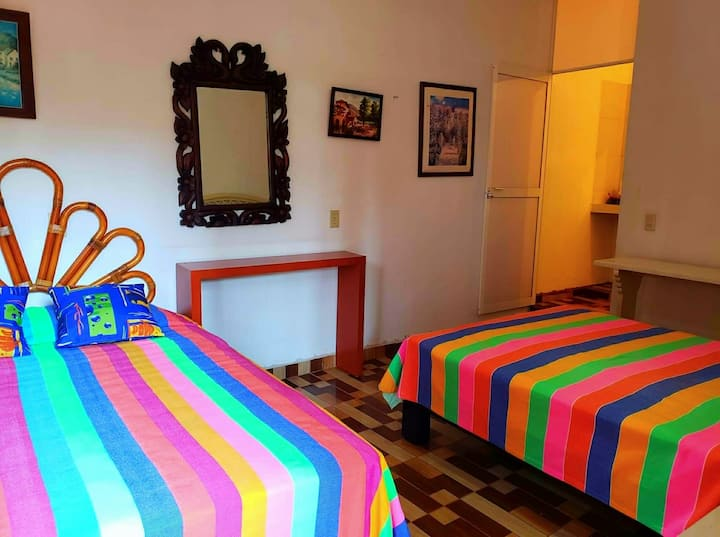 EL CARACOL 5 pax room Hotel Boutique CASA NORELY