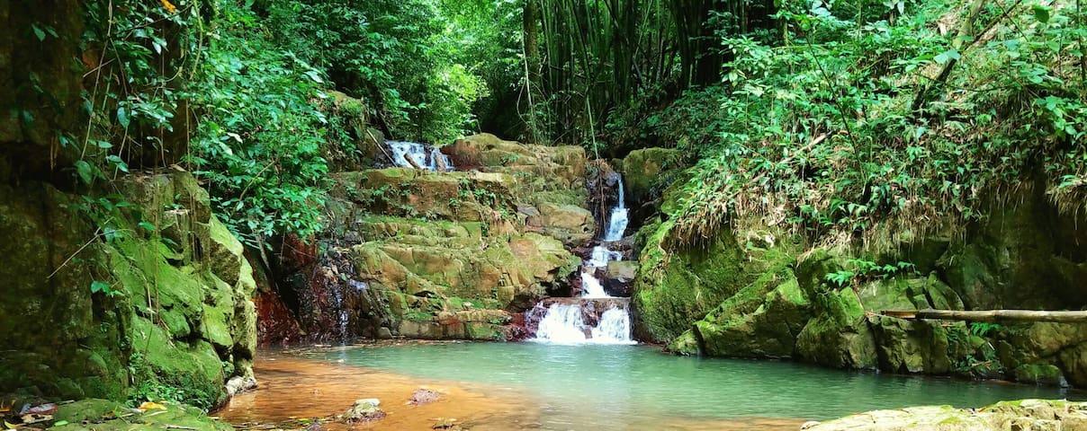 Casa Cucubána: Cielito en Paraíso - Las Marías - Tält