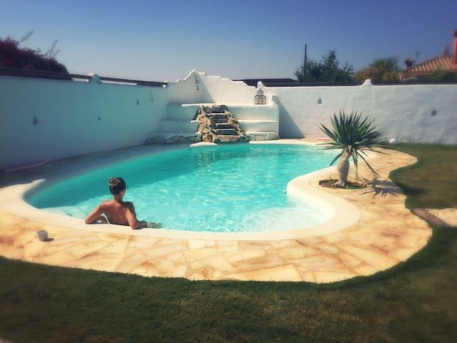 Underbar villa i södra Spanien med privat pool.
