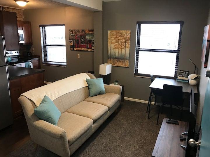 #7: ✨ Adorable Downtown 2-Bedroom Loft Apartment ✨
