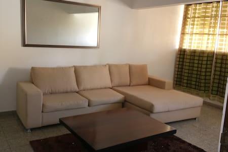 Apartamento  en sector seguro, dos habitaciones - Santiago De Los Caballeros