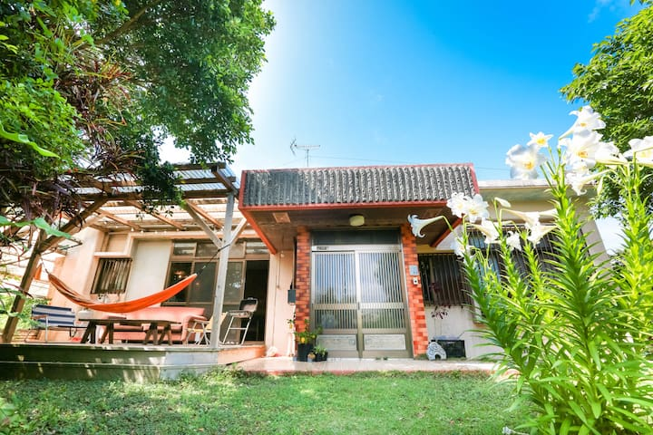 Big Private House with garden.BBQ,Party available!