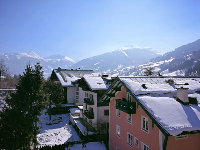 2-room apartment in the centre of Bad Hofgastein