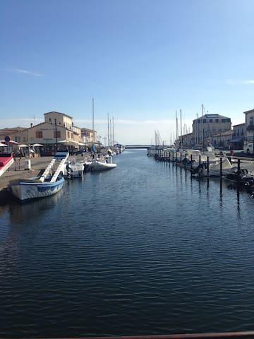 Lovely apartment near to charming port - Marseillan - Apartmen