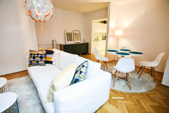 Design Apartment Vienna City Center