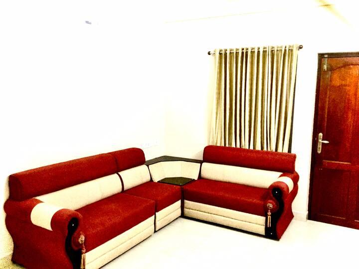 Daily rental 3bhk flat in vytilla kochi ernakulam