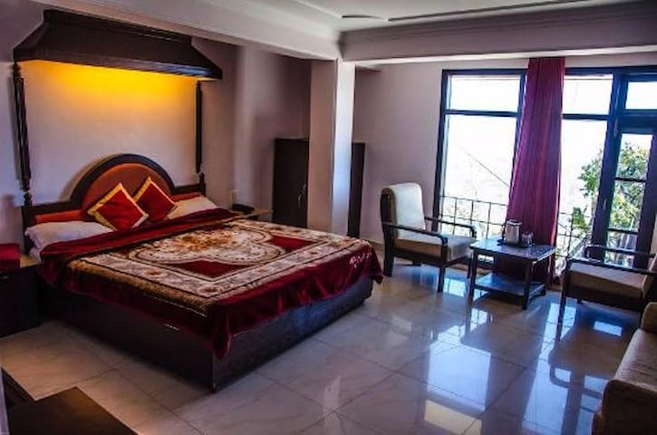 Hotel Laxmi Palace Mussoorie By Royal Collection