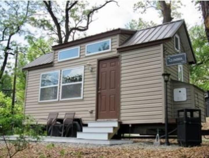 The Climber Tiny House on Tiny Estates 14 acres