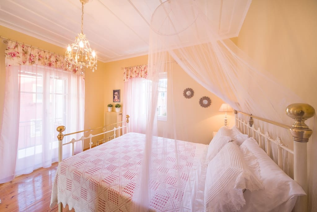 Agios Prokopios House | Bedroom