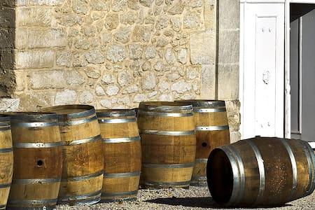 Mas au coeur d'un domaine viticole - Lansargues - Haus