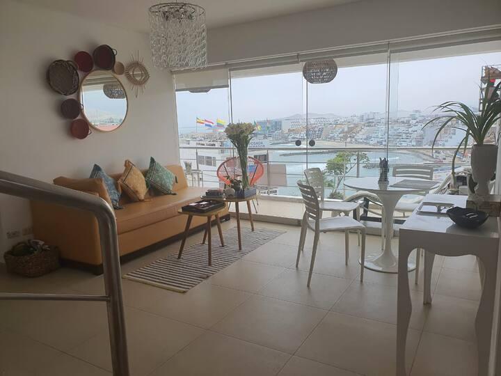 Duplex Super Acogedor c/ Vista Panoramica