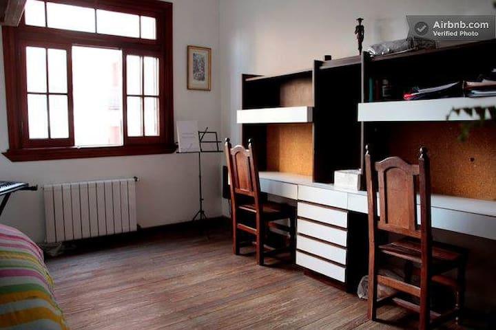 Habitacion doble en Residencia Avellaneda