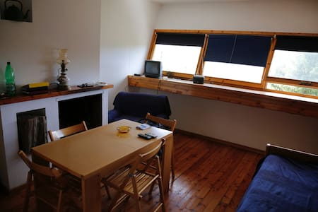 Appartamento panoramico a Monte Livata - Livata - Apartament