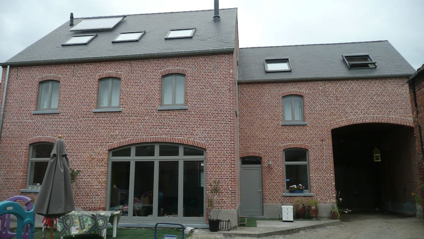 Hoeve in dorpscentrum - Berlare - House