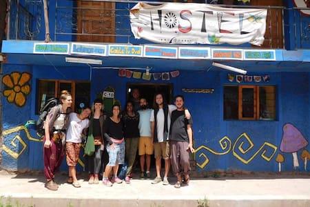 el parche rutero hostel (alternative house ) - Písac