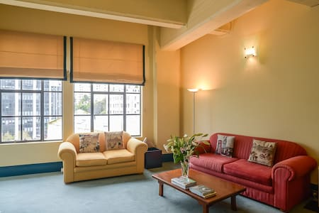 Charming and central apartment - Wellington