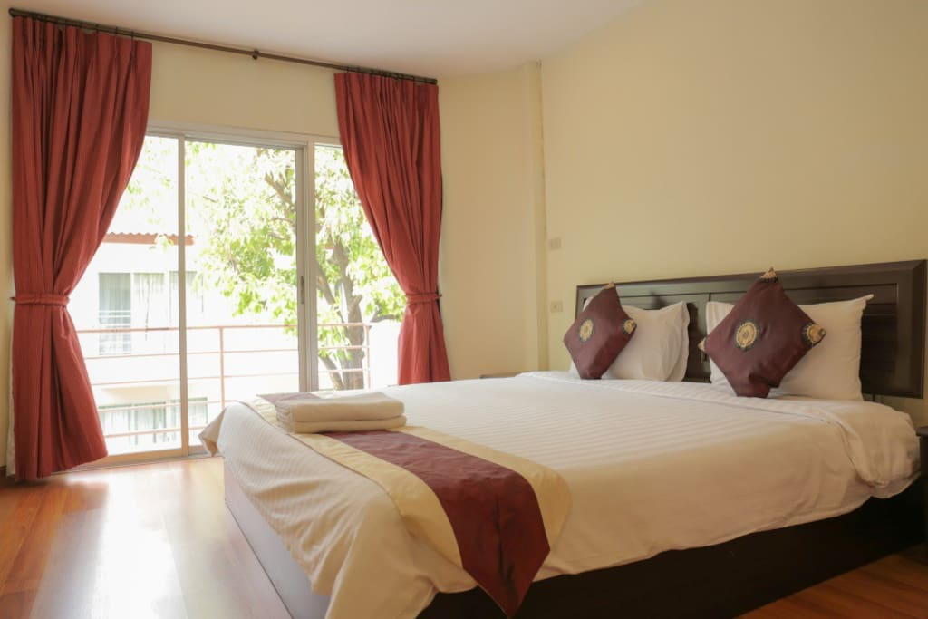 Superior room for 2 persons (30 sqm)