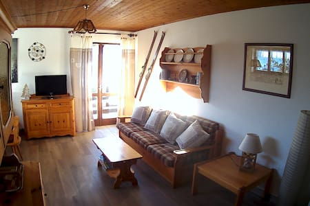 Appartamento con vista a Cavalese - 6 letti