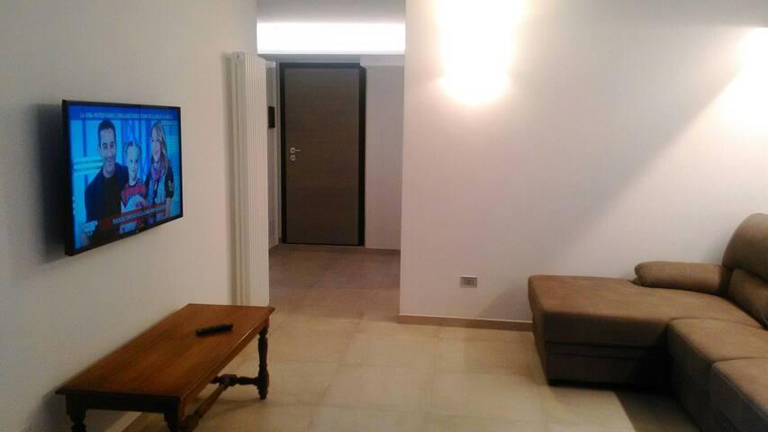 Appartamento in villa sulla collina