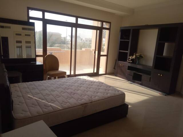 Stay in Spacious Villa Rooms at Diff area of Dubai