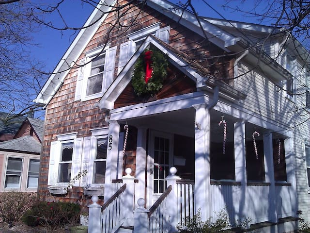 Charming Ocean Grove Beach Retreat - Neptune Township - Σπίτι
