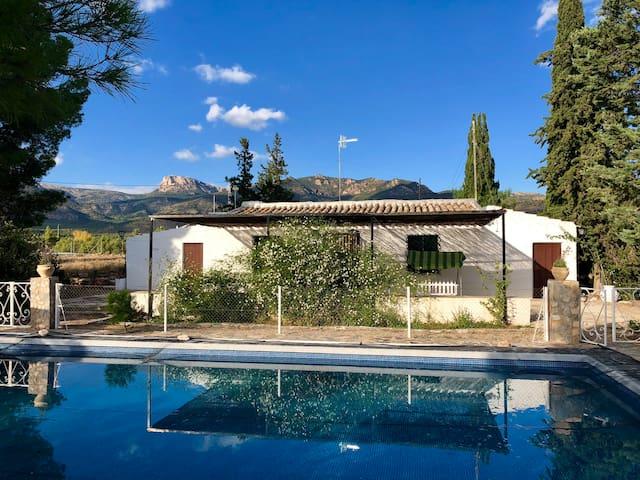 La Cañaíca - Casa rural Aledo