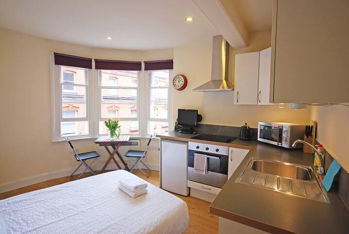 Perfect studio in heart of Soho - Londres - Pis