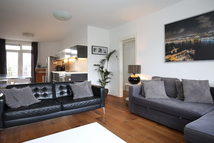 Modern and cozy apartment - Amsterdã - Apartamento