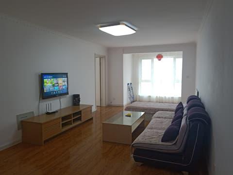 万达华府A区两大居室(A10号楼)