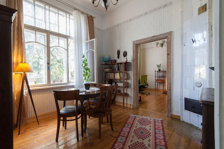 Unique apartment close to downtown - Tartu - Apartament