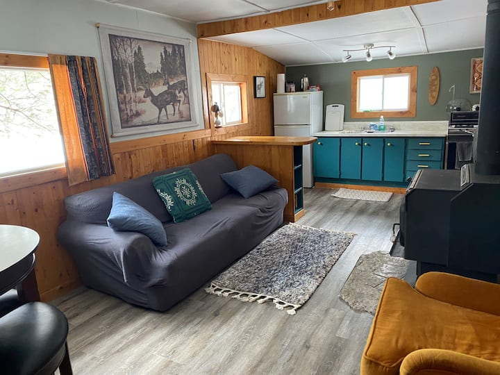 Cozy Cabin by the Falls