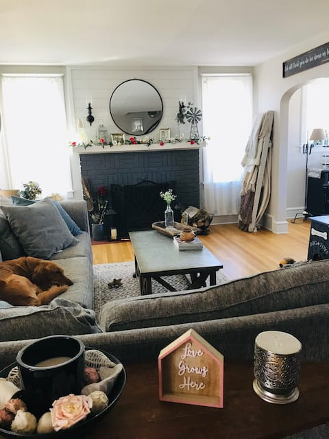 Quaint and Cozy Cape Cod In Hanover