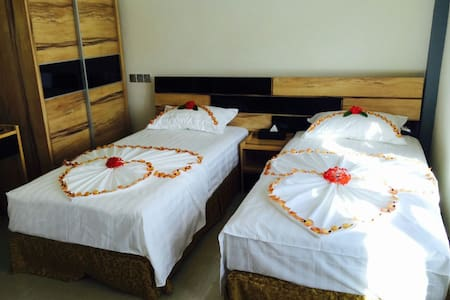 PRIVATE ROOMS IN GAAFARU ISLAND