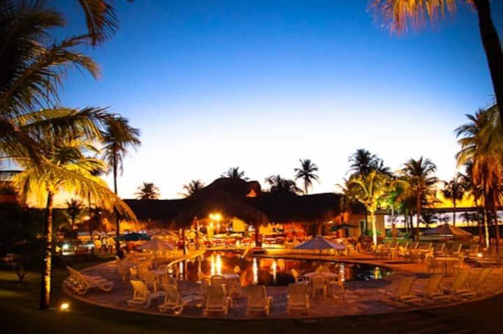 Quarto Tietê Resort Araçatuba - Lugar Fantástico