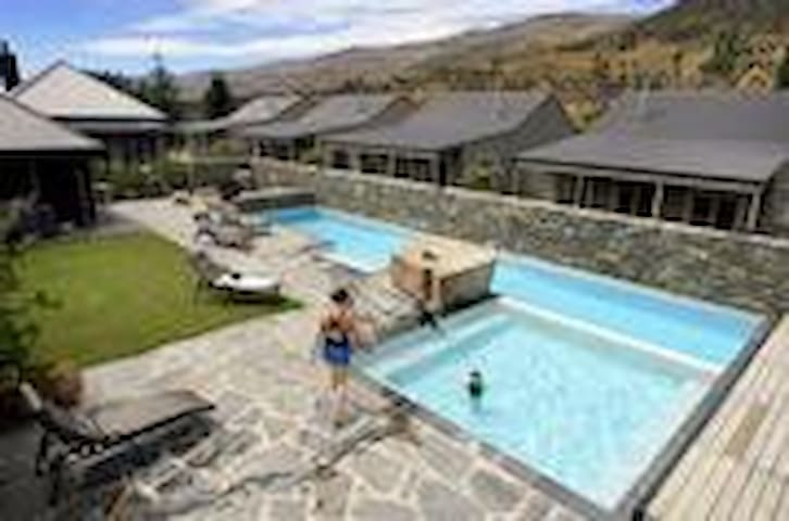 Two Bedroom Villa, Cardrona, Wanaka - Cardrona