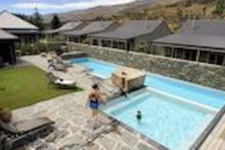 Two Bedroom Villa, Cardrona, Wanaka - Cardrona - Casa
