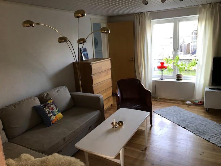 Härlig lägenhet mitt på Öckerö! Välkomna