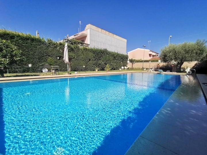 """Casa vacanza """"Amary"""" con piscina"""