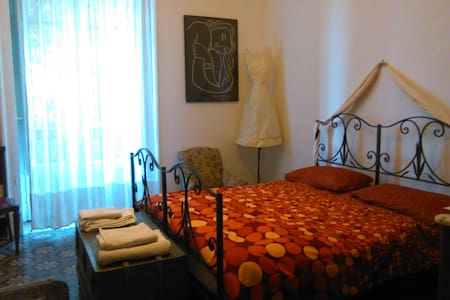 Double room in the city center - Catania